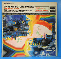 MOODY BLUES DAYS OF FUTURE PASSED LP 1967 ORIGINAL GREAT CONDITION! VG+/VG++!!C