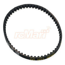 Yeah Racing Rear Urethane Belt 4mm S3M174 For HPI Sprint 2 RC Cars #SPT2-017