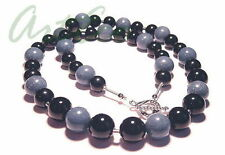"Onyx Sterling Silver 20 - 21.99"" Fine Necklaces & Pendants"
