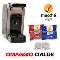 MACCHINA CAFFE' FILTRO CARTA 44MM SPINEL CIAO IN VARI COLORI E CIALDE OMAGGIO