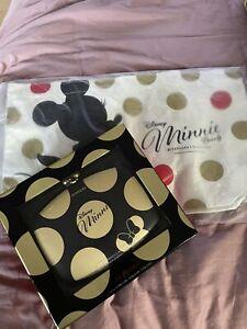 Sephora Minnie Mouse Disney 2016 makeup limited edition makeup palette/tote bag