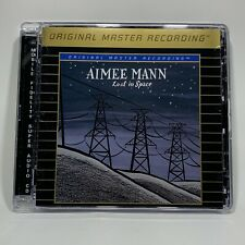 Aimee Mann - Lost in Space - MFSL Super Audio CD SACD Hybrid