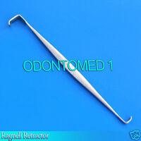 10 Pcs Dental Surgical Retractor Ragnell 6 Inch Double Ended Instruments