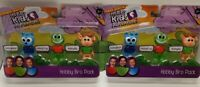 2 Pocket Watch Hobby Kids Adventures - Hobby Bro Packs New in box Free Shipping