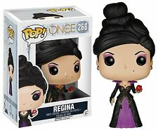 Funko Pop Once Upon a Time Regina Vinyl Figure 268 BRAND NEW