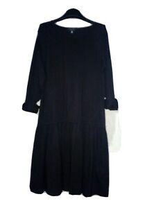 Vestito nero TWIN_SET sottocosto
