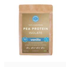 Vital Greens Protein Pea Protein Isolate Vanilla 750g GLUTEN FREE 100% European