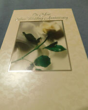 New Silver Wedding Anniversary Greeting Card