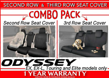 Genuine OEM Honda Odyssey 2nd/ 3rd Row Seat Covers   EX, EX-L, Touring and Elite