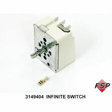 NEW ORIGINAL Whirlpool Range Surface Element Switch - WP3149404 or 3148951