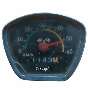 CHAO LONG BICYCLE SPEEDOMETER VINTAGE