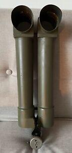 WW2 Finnish Finland Army Soviet 10x50 Scissor Artillery Binoculars Rangefinder