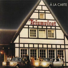 TRIUMVIRAT A La Carte CD Remaster PROG (Jurgen Fritz, Trace, Eloy, Trilogy, ELP)
