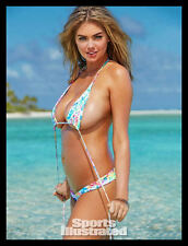 Kate Upton FRIDGE MAGNET 3.5 x 5 Sexy Magnetic Poster Canvas Print