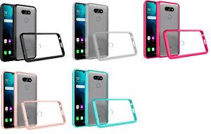 For LG Xpression Plus 3 (2020) Slim Bumper Case Phone Cover