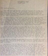 NAVY MAN'S LETTER APRA HARBOR, GUAM NOV 25,1945 TO REVEREND ROBERTS
