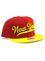 New Era Iron Man 9fifty Snapback Hat New York Adjustable Marvel Heroes Red NWT