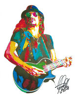 Kid Rock Only God Knows Why Singer Hard Rock Music Print Poster Wall Art 8.5x11