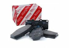 Genuine Toyota Starlet EP91 1996 Front Brake Pads