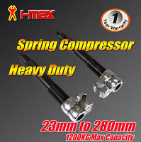 I-Max Heavy Duty Coil Spring Compressor Tool Hook Strut Clamp Suspension CarAuto