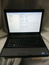 New listing Dell Latitude E5410 i5 1st Gen. 4Gb Ram 160Gb Hdd, No Os No Ac Adapter