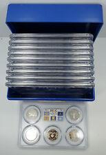 1999 - 2008 S Clad State Quarter 50 Coin Proof Set PCGS PR69 DCAM 25C PCGS BOX