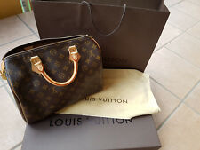 Original Louis Vuitton Tasche, Speedy 30, Monogram Canvas,TOP Zustand