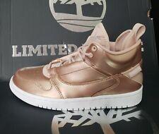 JORDAN Fadeway SE jumpman women's size 6.5 Metallic Basketball Shoes Retro air