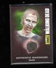 Walking Dead season 4 part 1 Authentic Wardrobe  Walker  card #14