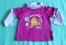 Markenlose Baby-Tops, - T-Shirts & -Blusen für Mädchen mit Motiv