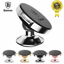 Baseus Universal 360 Degree Rotating Phone Holder Car Magnetic Mount Stand