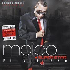 Maicol Superstar - El Villano [New CD]