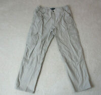 5.11 Tactical Cargo Pants Mens Size 34 Inseam 32 Security Military Brown A82