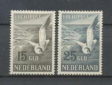 Nederland Luchtpost 12 - 13 ongebruikt