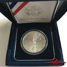 2003 Mexican Libertad 1 Onza .999 Fine Silver Coll Coin Mexico Oz. Coin Case USA