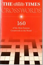 The Times Crosswords - 160 of the most famous crosswords in the world (2004 p/bk
