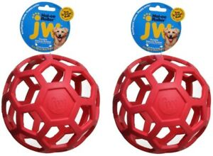 JW Hol-ee Roller, Size Jumbo, Assorted Color (Pack of 2)
