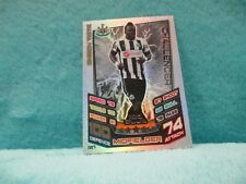 Match Attax Attack 12/13 2012/13 #507 Cheick Tiote Hundred 100 Club MINT Card