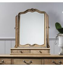 Antique Style Arched Dressing Table Decorative Mirrors