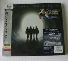 BON JOVI - The Circle JAPAN SHM CD + DVD NEU! UICL-9080 SEALED