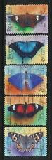 Australia 1998 'Butterflies' Complete Set In Used Condition