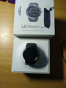LG  W280 Watch Sport - 4GB ROM 1.38-inches Smart Watch