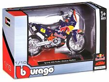Burago KTM 450 SX-F (2014) Modell 1:18 Paris Dakar