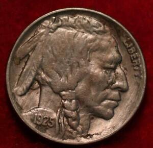 1925-S San Francisco Mint Buffalo Nickel
