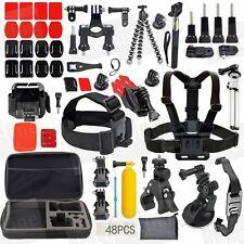 Accessories Kit Mout Holder for Gopro hero HD 5 4 Session /3/2/1 SJCAM SJ4000