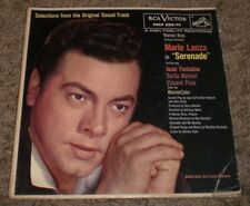 "Serenade Mario Lanza~2 7"" 45 RPM EP~Joan Fontaine~Vincent Price~FAST SHIPPING!!!"