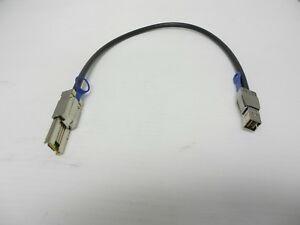 HP Nimble CS235 CS300 CS500 ES1 Expansion Array SAS Cable High Density -Mini SAS