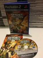 ❤️ Jeu Playstation 2 Ps2 Pal Fr Ghost Recon 2 Tom Clancy's