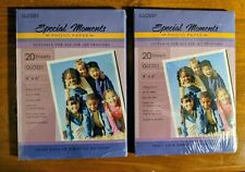 Special Moments Photo Paper Glossy 20 Sheets 4x6 Acid Free New