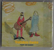 Funny van Dannenberg-merci quand même/JPK 2007-très bon état général (CD est